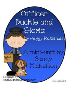This unit is packed with great comprehension activities that will ensure that your students know this story inside and out! There are fun voca. Teaching Reading, Reading School, Guided Reading, Teaching Ideas, Classroom Behavior, Classroom Fun, Comprehension Activities, Book Activities, Officer Buckle And Gloria