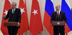مصادر تركية تؤكد ان بوتين واردوغان اتفقا على استحالة السماح لكردستان العراق بالانفصال !