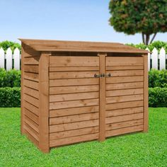 WFX Utility The smallest double bay log store, but also one of their most popular, this 5 Ft. x 3 Ft. Wood Log Store is a practical solution to log storage for almost any household.