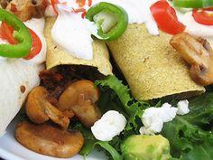 Mexican Burrito wrap