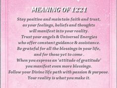 Numerology Reading - Meaning Of 1221 : angelnumbers - Get your personalized numerology reading Angel Number Meanings, Angel Numbers, Numerology Numbers, Numerology Chart, Time Meaning, 1221 Angel Number, What Is Birthday, Numerology Compatibility, Frases