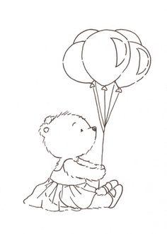 Ursa e os balões