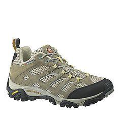Merrell Moab Ventilator Trail Walking Shoes (FootSmart.com)