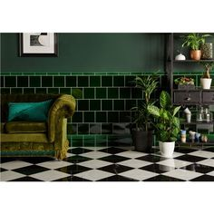 A wide choice of wall tiles and special mouldings for achieving an attractive and professional finish.