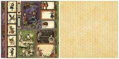 12 - Tweedledee and Tweedledum from Hallowe'en in Wonderland, our new Deluxe…