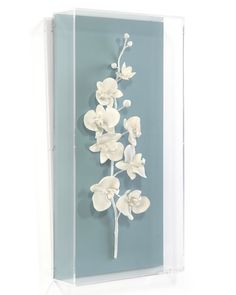 White Orchid I - Wall Decor - Mirrors & Wall Decor - Our Products