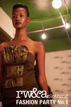 Details in RWANDA CLOTHING FASHION SHOW 2014