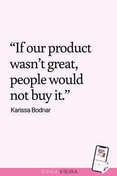 From Kitchen Counter to Multi-Million Dollar Company: Thrive Causemetics Founder Karissa Bodnar Shares Her Story - Erika Vieira Inspirational Quotes For Entrepreneurs, Our Love Quotes, Free Facebook, Video Channel, Word Of Mouth, You Youtube, Motivation Quotes, Social Media Tips, Erika