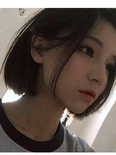 Cute Korean Girl Short Hairstyles Nils Stucki Kieferorthopde intended for measurements 1138 X 1136 Cute Korean Hairstyles For Short Hair - When talking Pelo Ulzzang, Ulzzang Hair, Ulzzang Korean Girl, Cute Korean Girl, Asian Girl, Ulzzang Makeup, Girl Short Hair, Short Girls, Korean Beauty