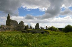 Another look at Athassel Abbey in Tipperary from Ireland Travel Kit