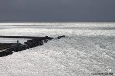 Helgoland Waves, Beach, Outdoor, North Sea, Viajes, Outdoors, The Beach, Beaches, Ocean Waves