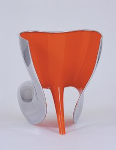 Marc Newson - Alufelt chair - 1993 #apartmentsnob #sixtycolborne