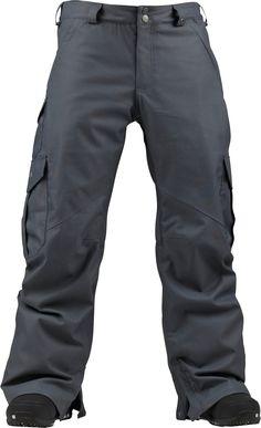 Burton Men's Snowboard Pants - Sale on Now Winter Hiking, Winter Gear, Sport Fashion, Mens Fashion, Fun Winter Activities, Snow Gear, Snowboarding Outfit, Ski Pants, Snowboard Pants