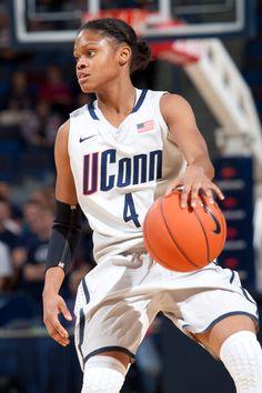 Moriah Jefferson UConn Huskies Women's Basketball