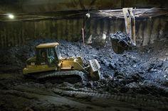 Photographer documents subway construction nine stories below Manhattan - PhotoBlog