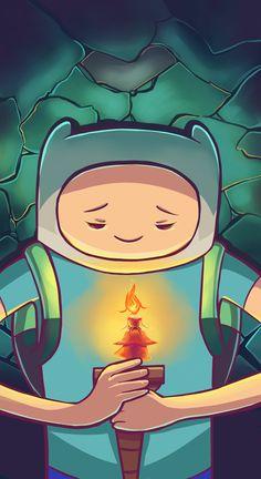 Finn and Flame Princess. by Shintaw Finn And Flame Princess, Adventure Time Flame Princess, Adventure Time Characters, Adventure Time Finn, Land Of Ooo, Cartoon Crazy, American Cartoons, Finn The Human, Jake The Dogs