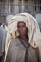 ETHIOPIA: Portrait of a rural Ethiopian woman from the village of  Awra Amba. | Amanda Koster Stock Photos