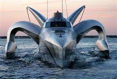 Silver bullet yacht