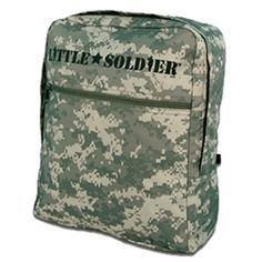 Kids Little Soldier ACU Backpack (Large) | Army | Military | Military Bags | Luggage | Bags