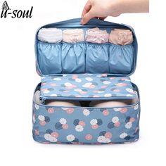 Cosmetic bag makeup organizer& Underwear bra travel bag //Price: $10.47 & FREE Shipping //     #hashtag3