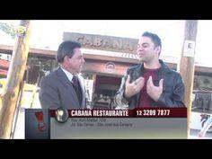 Restaurante Cabana - Vale Shop - Julinho Ribeiro (Programa 242)