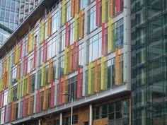 Amsterdam facades by kwikzilver, via Flickr