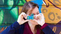 Nanoblock Camera - Photos at 2048 x 1536 resolution Video at 720 × 480 + sound Pocket-sized at x x inches Online Photo Printing Services, Engineer Prints, Lego Games, Legos, Digital Camera, Samsung Galaxy, Film, Gadgets, Nice Things