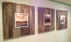 Reclaimed wood background for art works.