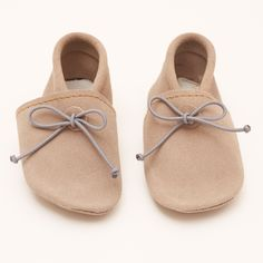 Leather Moccasins - Grey - online boutique shop for casual and formalwear