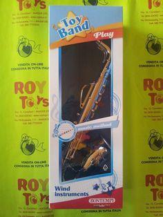 Bontempi Sax Wind Instrument