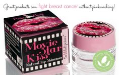 Mommy Greenest Approved: Pristine Beauty Breast Cancer Kiss Off - http://www.mommygreenest.com/mommy-greenest-approved-pristine-beauty-breast-cancer-kiss-off/