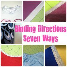 Binding Directions ... SEVEN ways