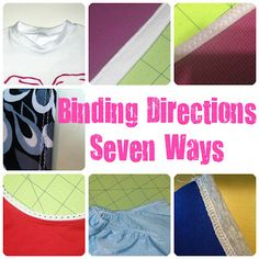 Lots of patterns for kids clothing and tutorials for sewing with knits!