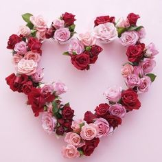 #Heart roses My Funny Valentine, Happy Valentines Day, Valentine Gifts, Printable Valentine, Homemade Valentines, Valentine Ideas, Valentine Day Wreaths, Valentines Day Decorations, Arreglos Ikebana