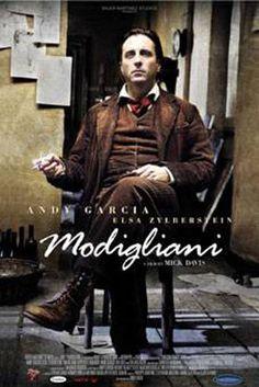 Beautiful movie about my favorite painter, Modigliani