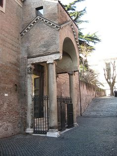 The Church of San Clemente in Rome