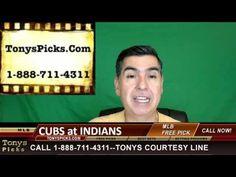 Chicago Cubs vs. Cleveland Indians Pick Prediction Game 7 MLB Baseball O...