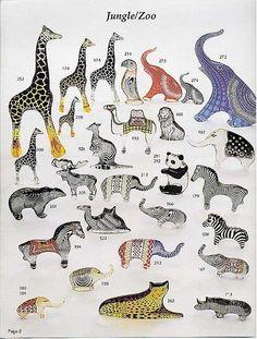 escultura a.palatnik girafa rara assinada 32cm sedex grátis*