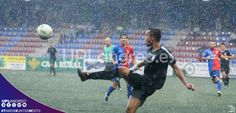 📌 Langreo, Spain. 📅 25 August, 2016. ☔ Rains during ⚽ football match of 🏆 Asturian Federation Cup between 👥UP Langreo and 👥Real Aviles, played yesterday at Ganzabal Stadium in Langreo, 🇪🇸 Spain. 📷©David Gato/UP Langreo  ▶ More photographs at Flickr: https://www.flickr.com/photos/uplangreo/sets/72157669518819743  #Football #Futbol #Soccer #Sport #Sports #Asturias #Asturian #CopaFederacion #Spain #Spanish #Langreo #Aviles #UPLangreo #RealAviles #Ganzabal #Rain #Photo #Nikon #D3100