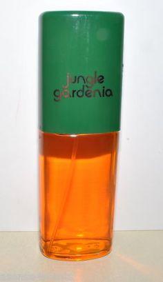 Perfume--Jungle Gardenia by Tuvache