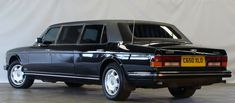 Chassis FCH12718 (1985) Stretched Limousine by Robert Jankel