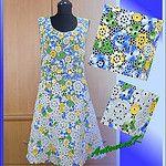 Linen_dress por antonina.kuznetsova