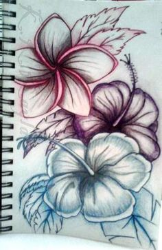 tropical tattoo - Google Search by diane.smith