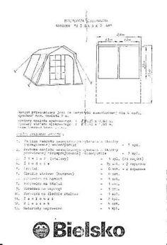 Namiot rodzinny Bielsko 4m - SUPER STAN - JAKOŚĆ- POLSKI - 2 sypialnie Ciechanów - image 5