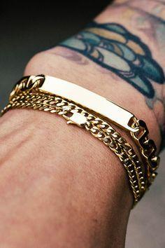 Love these every day men\'s bracelets!