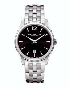 Ρολόι Hamilton Jazzmaster Slim Automatic H38615135