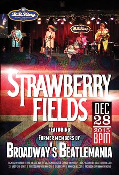 Strawberry Fields - The Ultimate Beatles Tribute (12.28.15)
