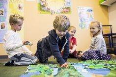 Finnish Kids Don't Learn To Read In Kindergarten. They Turn Out Great Anyway. Schools in the Nordic country prioritize play in early education.