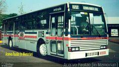 Ônibus da empresa Rápido Araguaia, carro 1119-5, carroceria CAIO Vitória, chassi Volvo B58E. Foto na cidade de Goiânia-GO por Acervo Paulão (in Memorian), publicada em 08/10/2016 18:00:09.