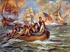 BattleofLakeErie - Oliver Hazard Perry - Wikipedia